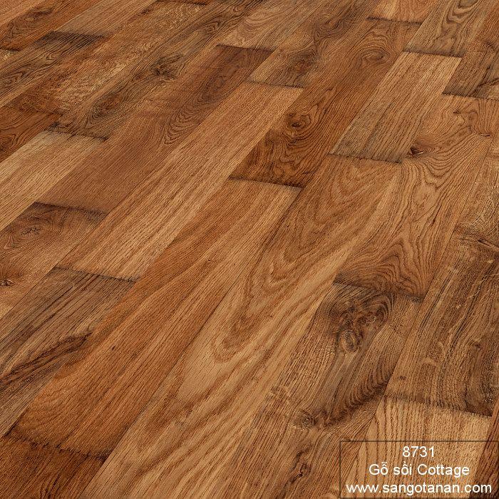 Sàn gỗ công nghiệp Krono Original 8731
