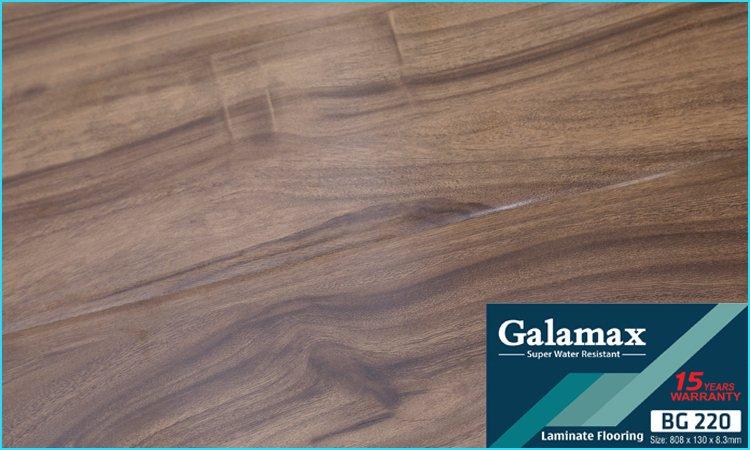 Sàn gỗ công nghiệp Galamax BG220