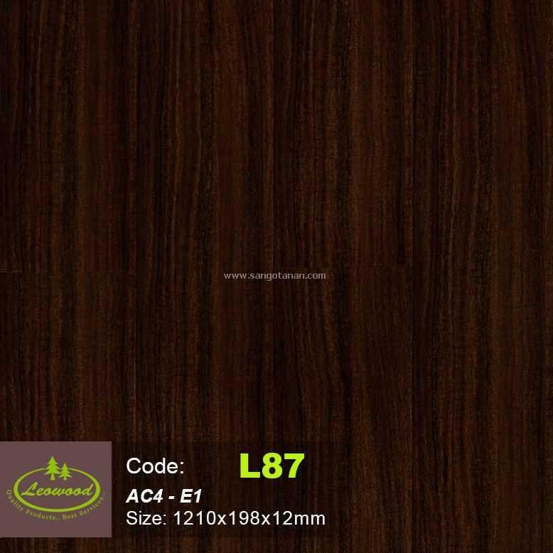 Sàn gỗ Leowood L87-1