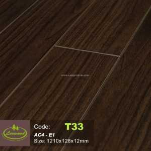 Sàn gỗ Leowood T33-1