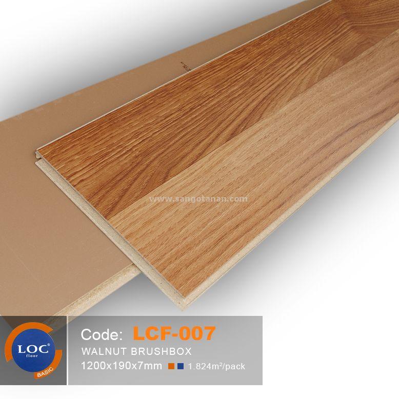 Sàn gỗ công nghiệp Loc LCF 007-2