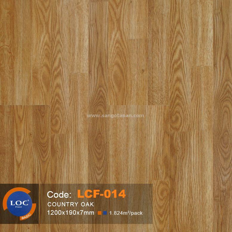 Sàn gỗ công nghiệp Loc LCF 014-1
