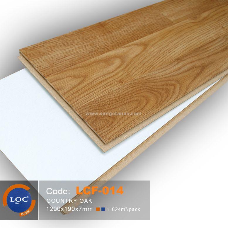 Sàn gỗ công nghiệp Loc LCF 014-2