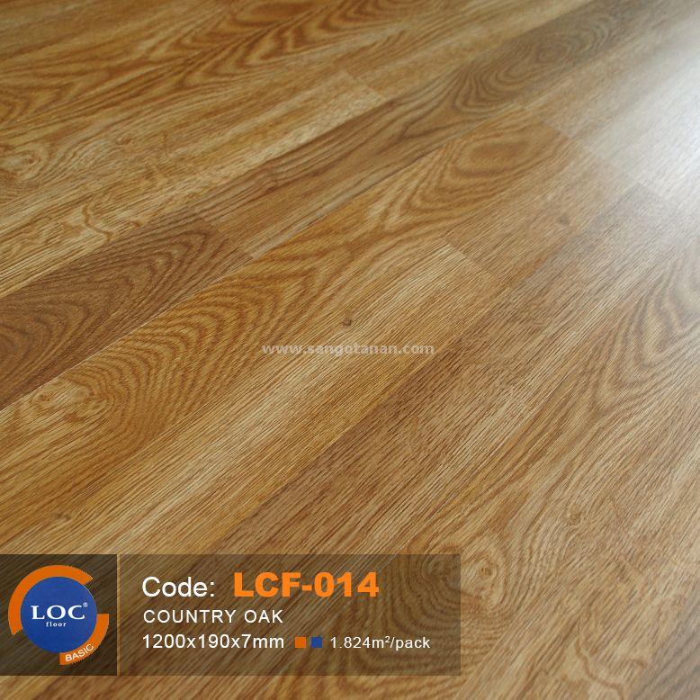 Sàn gỗ công nghiệp Loc LCF 014