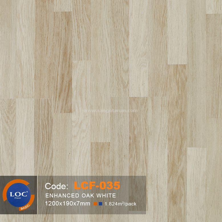 Sàn gỗ công nghiệp Loc LCF 035-1
