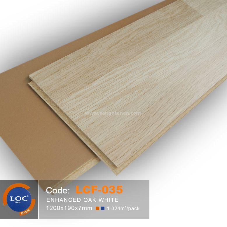 Sàn gỗ công nghiệp Loc LCF 035-2