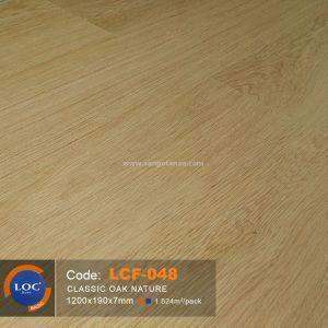 Sàn gỗ công nghiệp Loc LCF 048