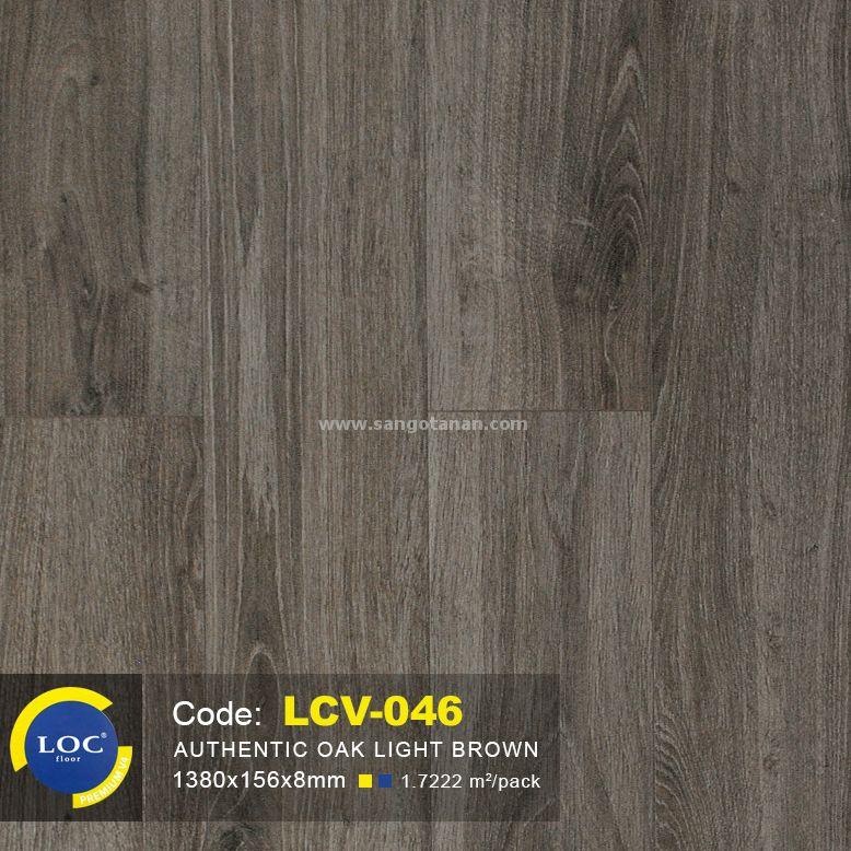 Sàn gỗ công nghiệp Loc LCV-046