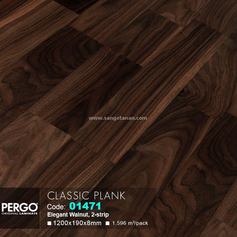 Sàn gỗ công nghiệp Pergo 01471