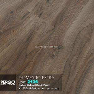Sàn gỗ công nghiệp Pergo 2136