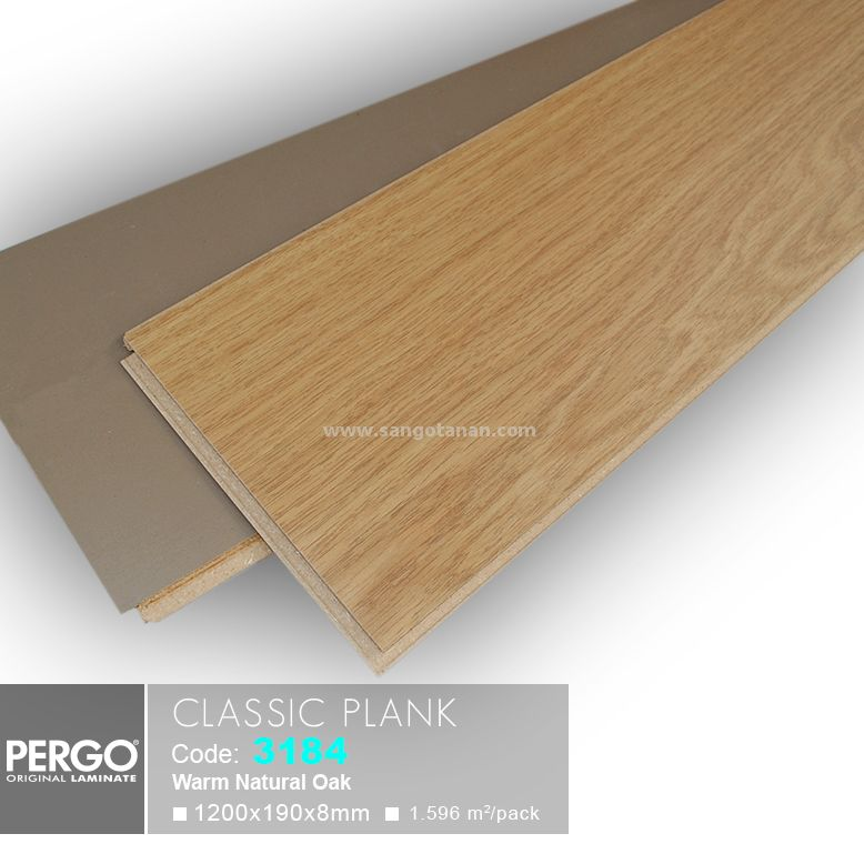 Sàn gỗ công nghiệp Pergo 3184-2