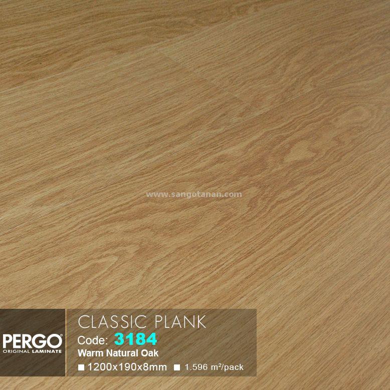 Sàn gỗ công nghiệp Pergo 3184