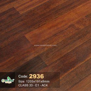 Sàn gỗ công nghiệp Smart Wood 2636