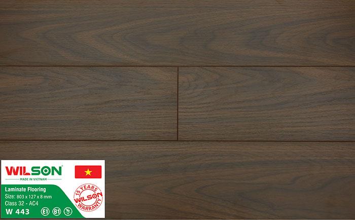 Sàn gỗ công nghiệp Wilson W443