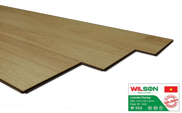 Sàn gỗ công nghiệp Wilson W552 (2)