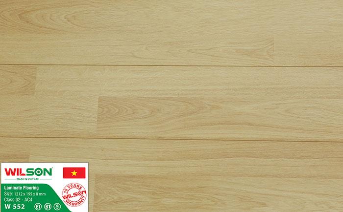 Sàn gỗ công nghiệp Wilson W552