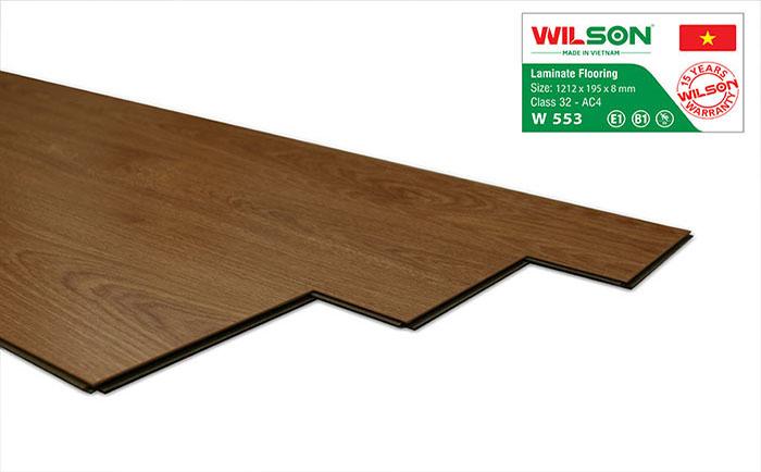 Sàn gỗ công nghiệp Wilson W553 (2)