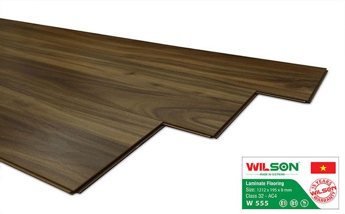 Sàn gỗ công nghiệp Wilson W555 (2)