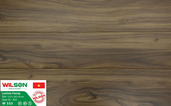 Sàn gỗ công nghiệp Wilson W555