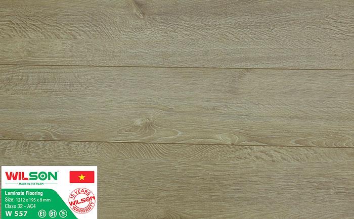 Sàn gỗ công nghiệp Wilson W557
