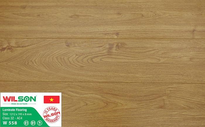 Sàn gỗ công nghiệp Wilson W558