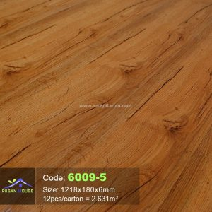 Sàn nhựa hèm khóa Pusan House 6009-5
