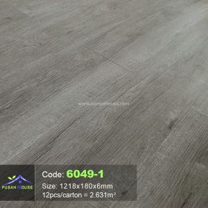 Sàn nhựa hèm khóa Pusan House 6049-1