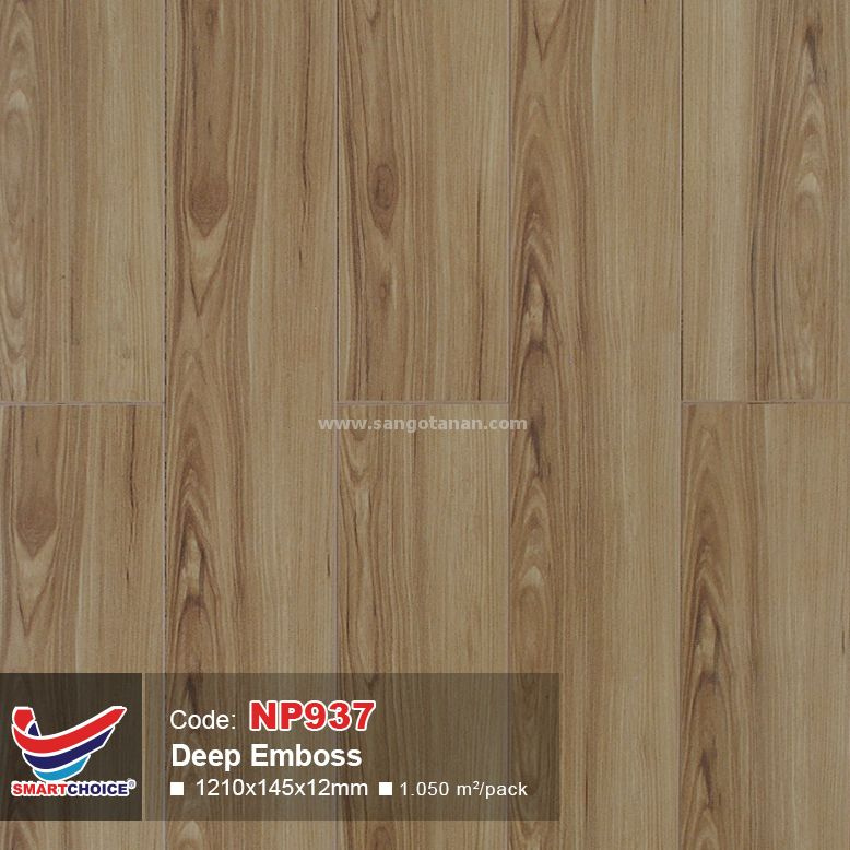 sàn gỗ công nghiệp Smart Choice NP937