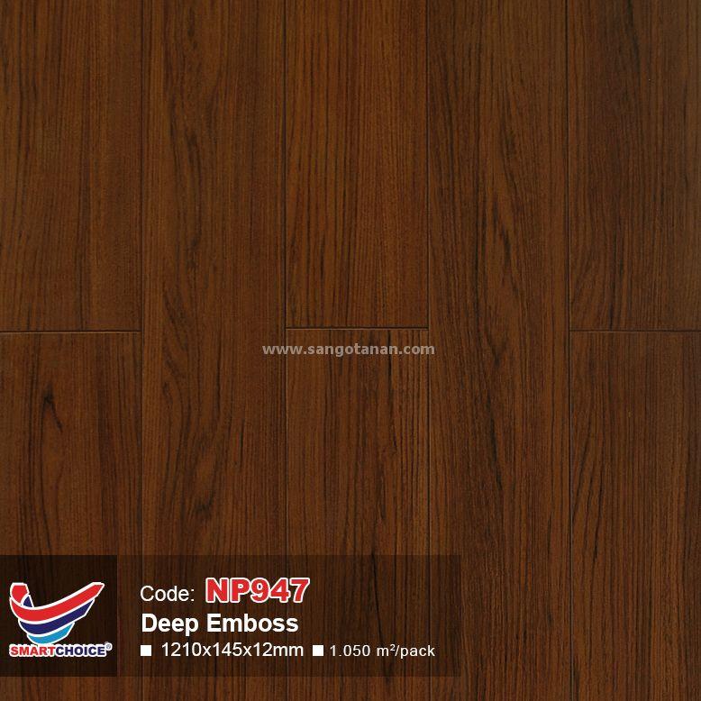 sàn gỗ công nghiệp Smart Choice NP947