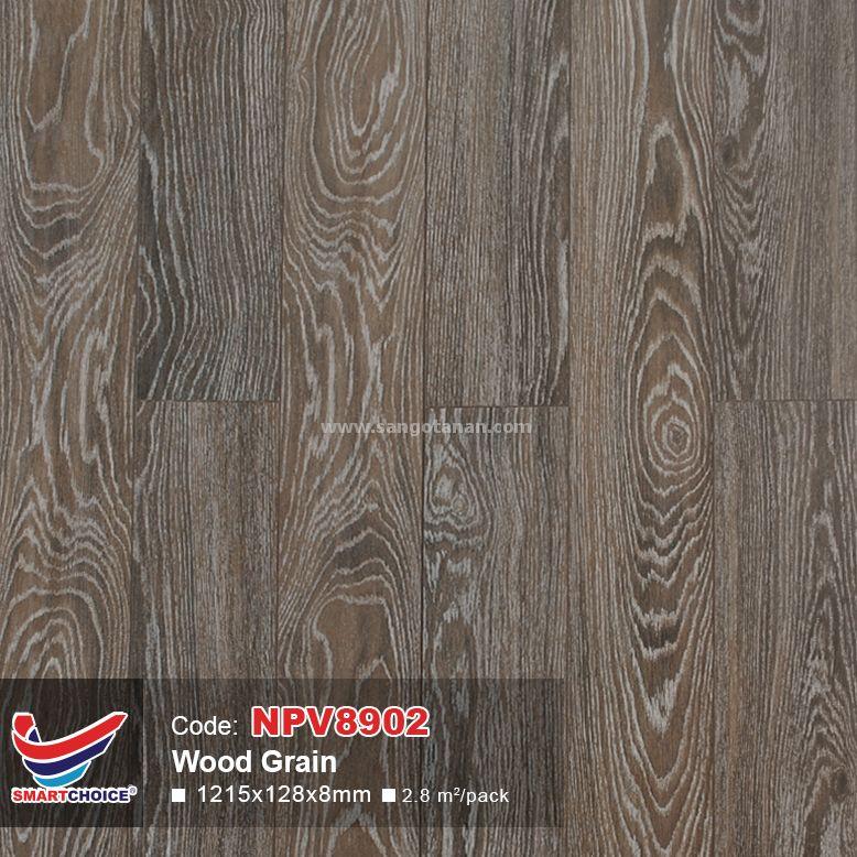 sàn gỗ công nghiệp Smart Choice NPV8902