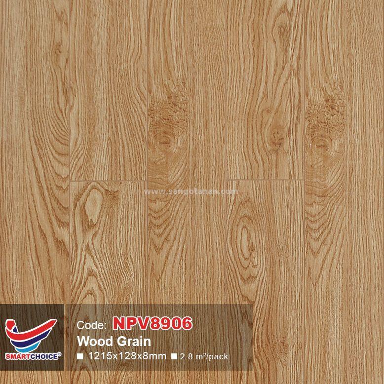 sàn gỗ công nghiệp Smart Choice NPV8906
