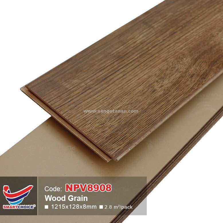 sàn gỗ công nghiệp Smart Choice NPV8908-2