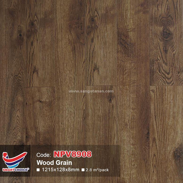 sàn gỗ công nghiệp Smart Choice NPV8908