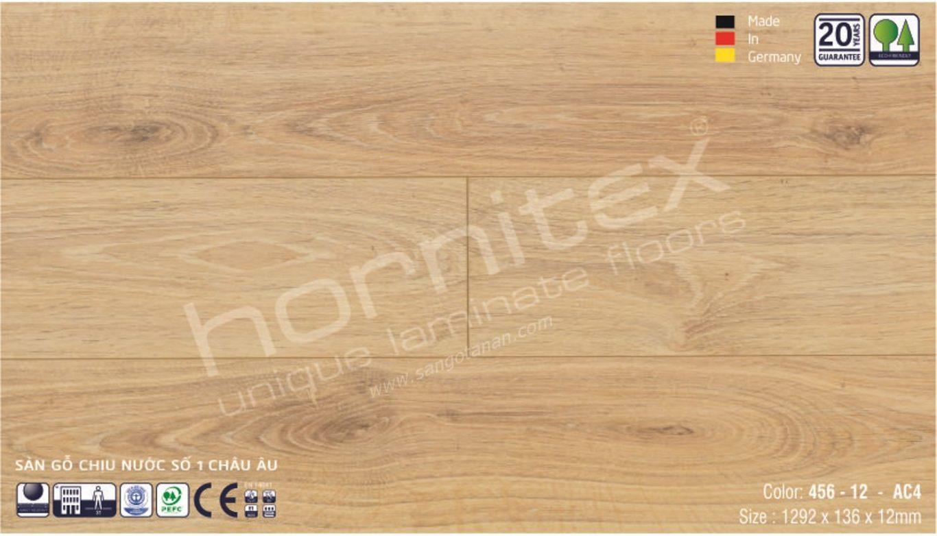 Sàn gỗ công nghiệp 456