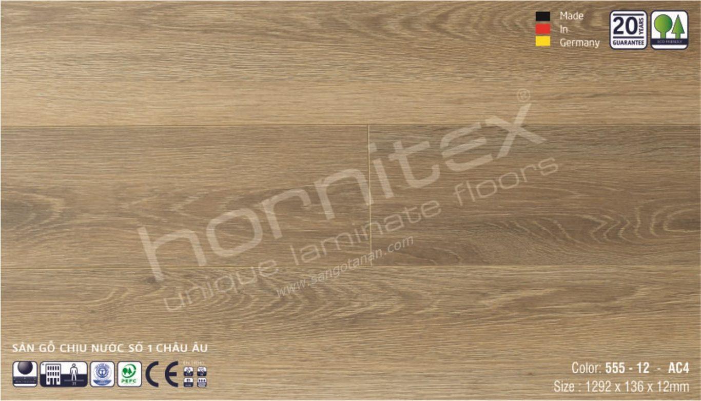 Sàn gỗ công nghiệp 555