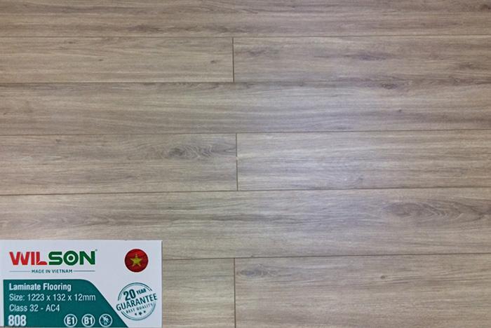Sàn gỗ công nghiệp Wilson WS 808