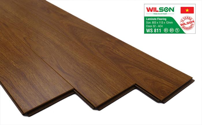 Sàn gỗ công nghiệp Wilson WS 811 (2)