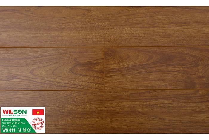 Sàn gỗ công nghiệp Wilson WS 811