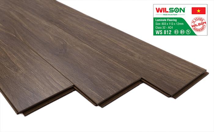 Sàn gỗ công nghiệp Wilson WS 812 (2)
