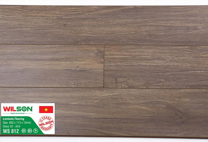Sàn gỗ công nghiệp Wilson WS 812