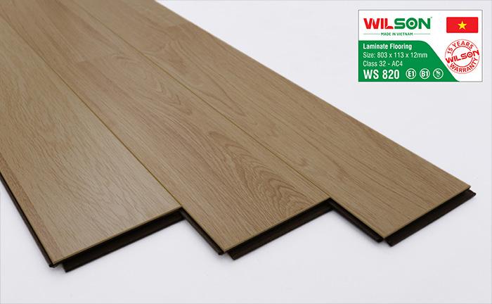 Sàn gỗ công nghiệp Wilson WS 820 (2)