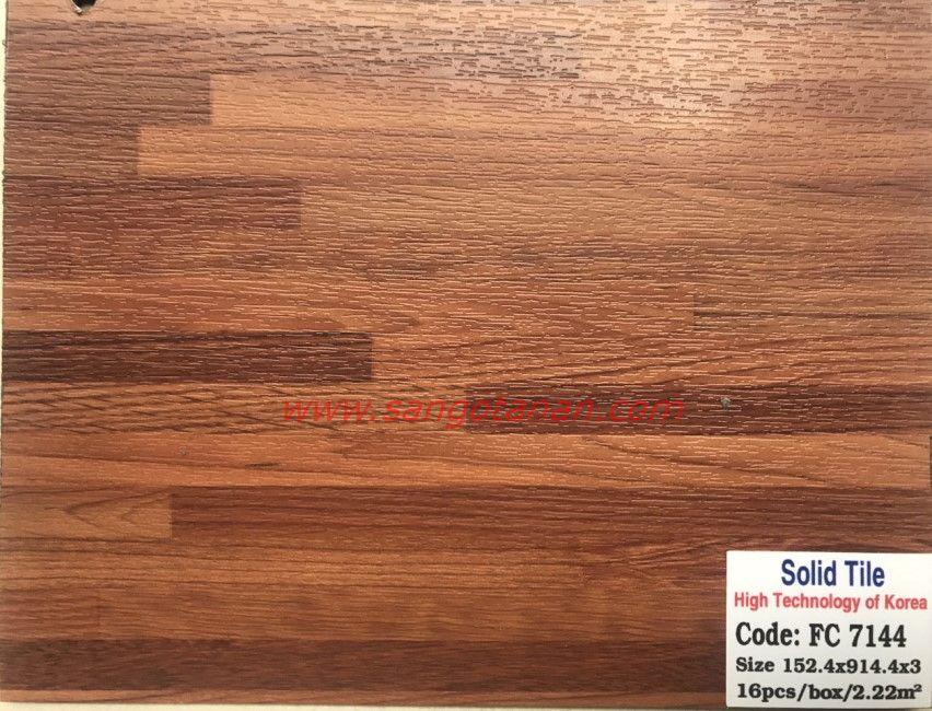 Sàn nhựa Solid Tile FC 7144