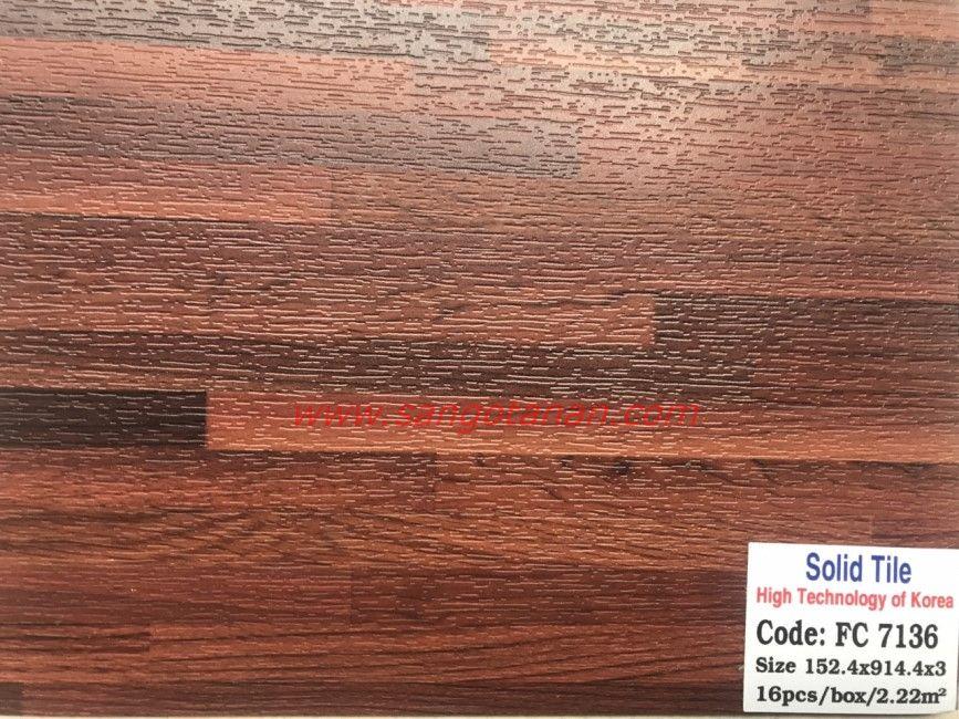Sàn nhựa Solid Tile