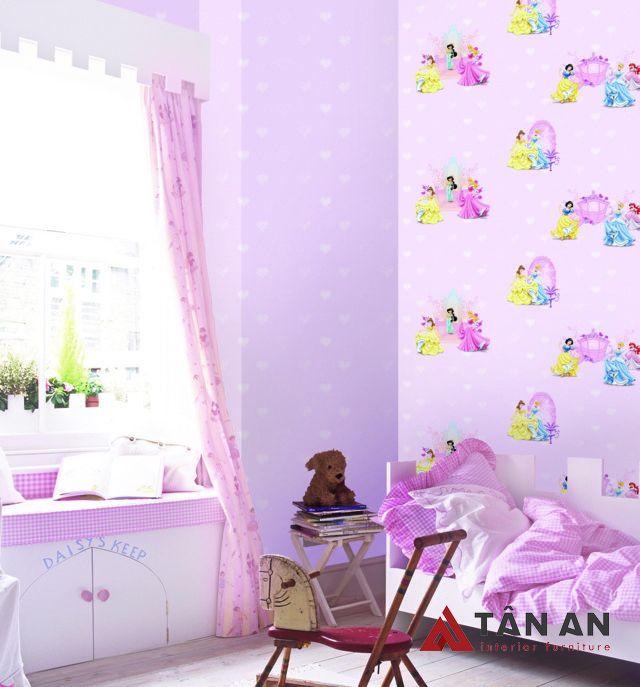 giấy dán tường Dream World D5043-1 _
