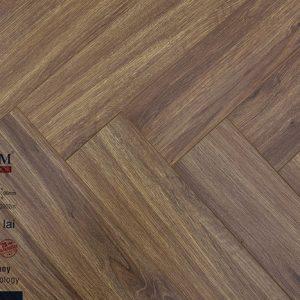 Sàn gỗ công nghiệp Charmwood xương cá 12mm C04