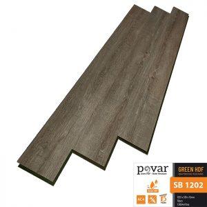 Sàn gỗ công nghiệp Povar SB1202