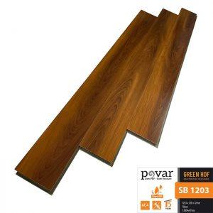Sàn gỗ công nghiệp Povar SB1203