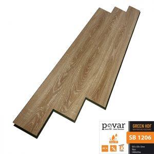 Sàn gỗ công nghiệp Povar SB1206