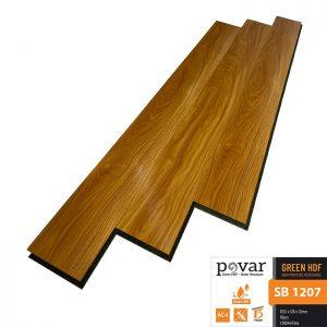 Sàn gỗ công nghiệp Povar SB1207