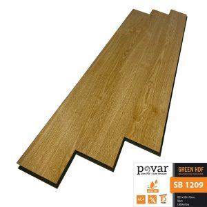 Sàn gỗ công nghiệp Povar SB1209